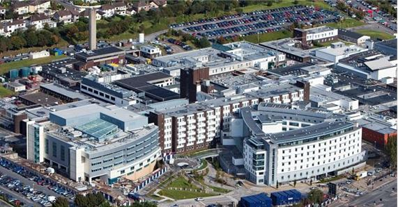Improving Orthopaedic Trauma Patient Flow in Cork University