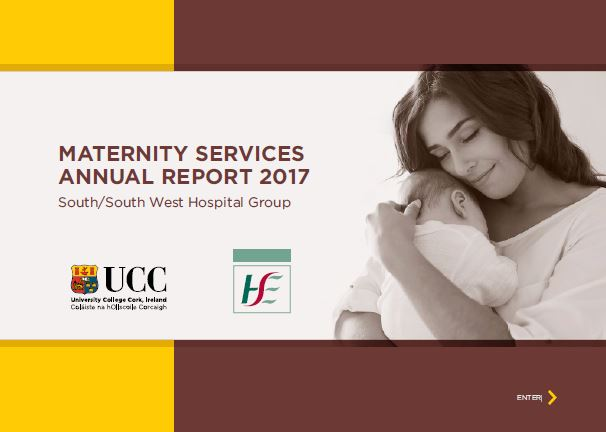 Annual Reports Maternity Services - Cork University Hospital