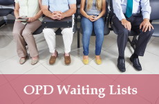 OPD National Waiting Lists